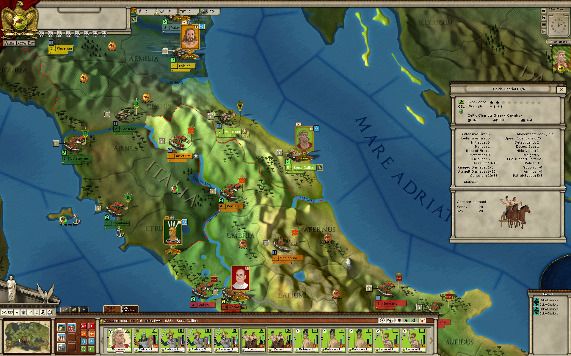 Alea Jacta Est  Birth Of Rome - Game Dlc